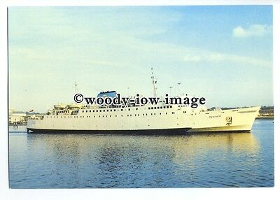 FE1262 - Southern Ferries Ferry - Panther , built 1974 ex Ulster Prince postcard