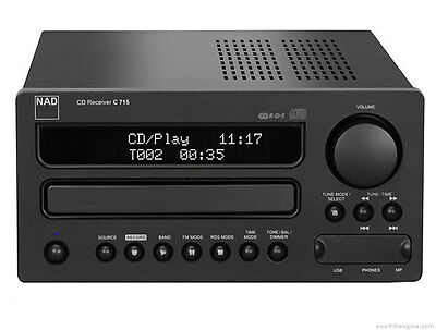 NAD C 715 Compact Music System