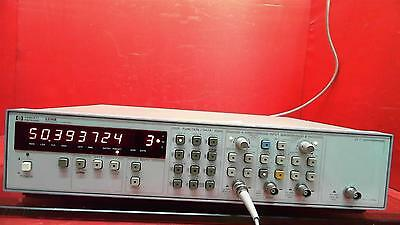 HP / Agilent 5334B Universal Counter Options 010 and 030