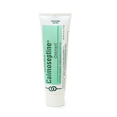 Calmoseptine Ointment Tube 4 Oz (3 /Pack )