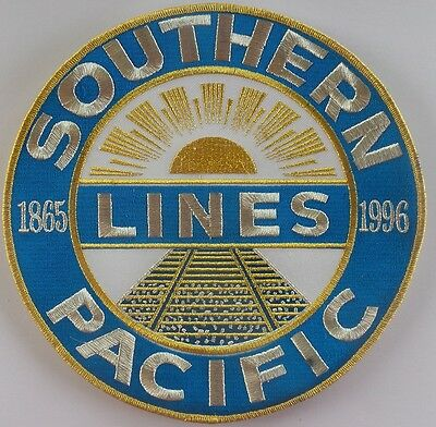 Southern Pacific Back Patch 30009l/30041s