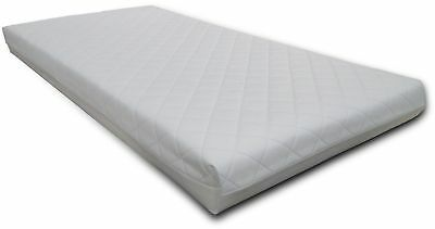 Quilted Baby COT BED MATTRESS Fully Breathable Extra Thick 140 X 70 X 13CM