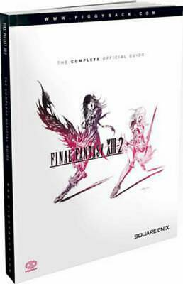 Final Fantasy XIII-2: the complete official guide by Piggyback (Paperback)