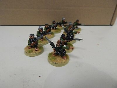 Games Workshop Warhammer 40k Imperial Guard army painted