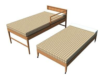 Build your own Childs Trundle Bed (DIY Plans) Fun to build!!