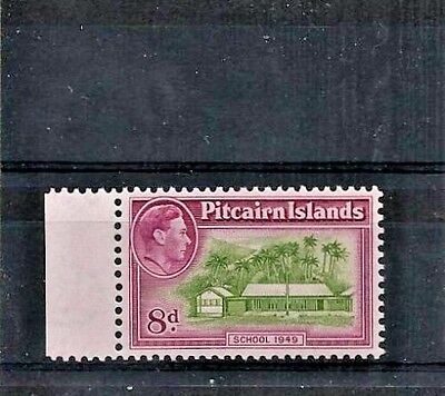 Pitcairn Islands 1940 SC #6a MNH. GEM example of this scarce issue
