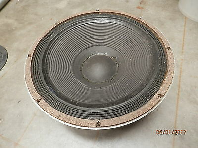 Etone 15 inch 805-8 Bass driver basket will post if required
