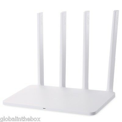 Original Xiaomi Mi WiFi Router 3C Signal Booster 2.4GHz Band 300Mbps MT7628N