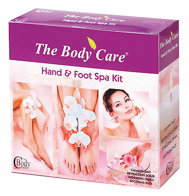 The Body Care Hand & Foot Spa kit 190 Gm