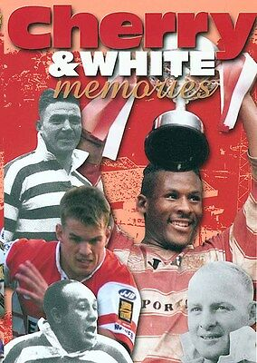 Cherry & White Memories Wigan RL Rugby League DVD
