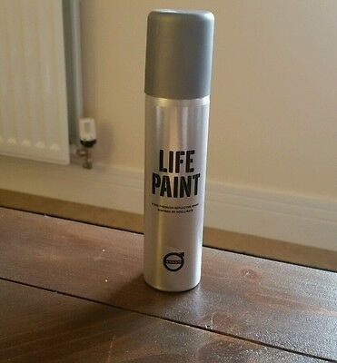 Life Paint by Volvo