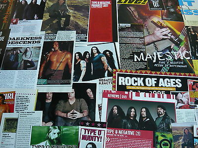Type O Negative - Cuttings Collection (Ref X14)