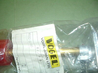 Vogel Ws32 2 165 Float Switch ..................c/w Gasket   New Sealed Packaged