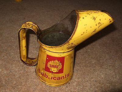 shell oil pourer can one pint