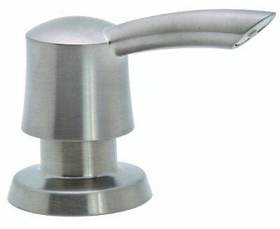 Premier Faucet 284457 Soap Dispenser 17.5-Ounce Brushed Nickel
