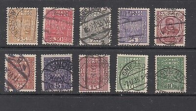 POLAND  STAMPS USED .Rfno.318.