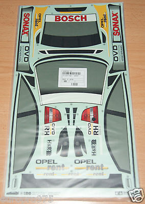 Tamiya 58263 Opel V8 Coupe/TL-01, 9495354/19495354 Decals/Stickers, NIP