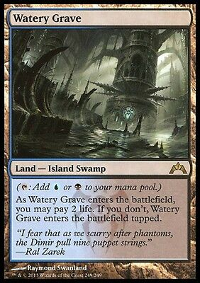 TOMB WATERY - WATERY GRAVE Magic GTC Mint