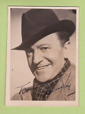 Tommy Handley - Genuine signed photograph - Circa 1946-47