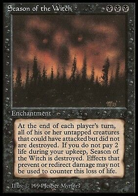 THE SEASON OF WITCH - SEASON OF THE WITCH Magic DRK Mint