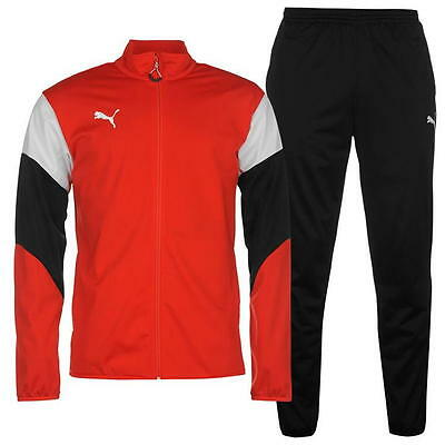 Puma Polyester Tracksuit Mens SIZE S