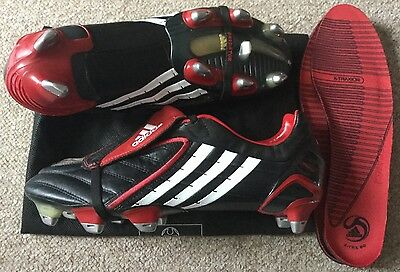 Adidas Predator Powerswerve Sg Football Boots Uk 10