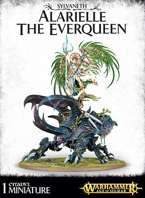 Warhammer Age of Sigmar Sylvaneth Alarielle the Everqueen