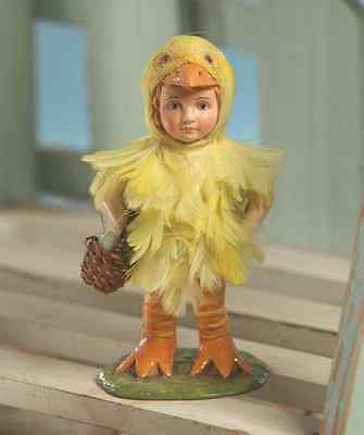 "NWT Bethany Lowe Designs ""Feathered Chick Child"" - Cute!"