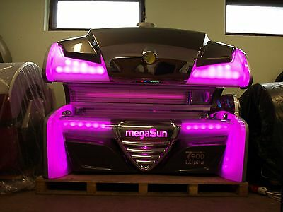 Megasun 7900 Alfa Sunbed 2013/14 year ! FREE DELIVERY AND INSTALATION