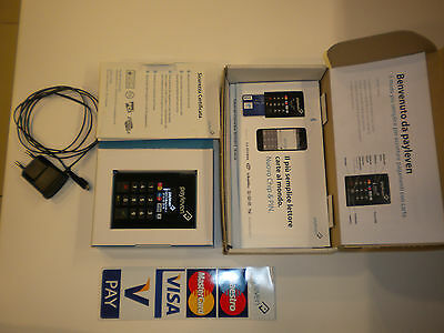 Pos Portatile Payleven Mobile Pin Chip Device Carte Lettore Usato M006-PROD07-V2
