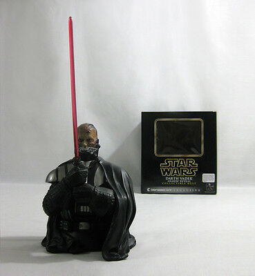 2006 Vintage Star Wars ✧ Darth Vader ✧ Gentle Giant Reveal Bust MIB