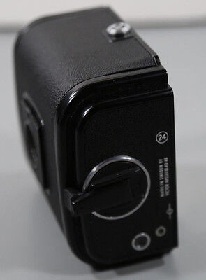 Hasselblad A24 Roll Film Back Black Matched & Original Boxes Excellent+++