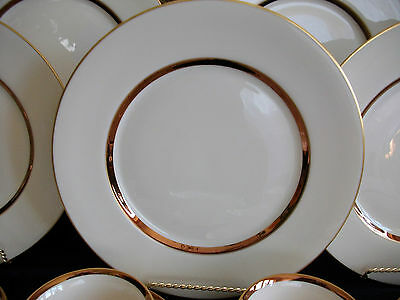 FRANCISCAN CHINA- GLADDING & McBEAN- SUNSET (c.1957-66) DINNER PLATE(s)- MINT!!