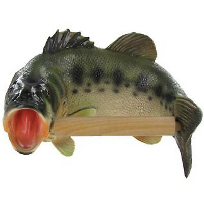 Excellent Bass Fishing Fishermans Cool Toilet Paper holder