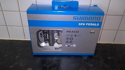 shimano a530 pedals