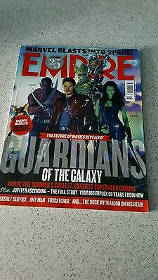 Empire Magazine Issue 302 Aug 2014- Guardians Of The Galaxy