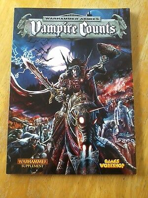 Warhammer Armies: Vampire Counts (5th Edition)