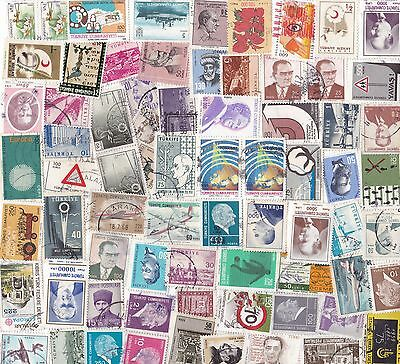 Turkey – Loose Stamps