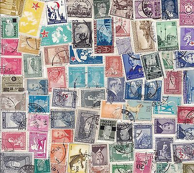 Turkey – Old Stamps : Incl. Postal Tax Stamps