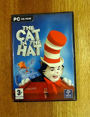 PC CD-Rom The Car in the Hat