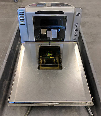 NCR 7878-2000 Scanner Scale Real Scan Full Size RS232 Pounds LBS Full-size