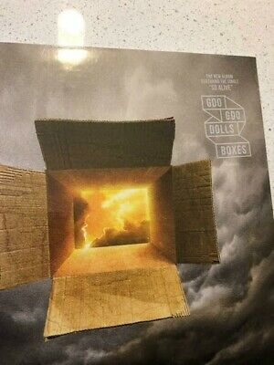 Boxes [LP] by Goo Goo Dolls (Vinyl, Jun-2016, Warner Bros.) Sealed John rzeznik