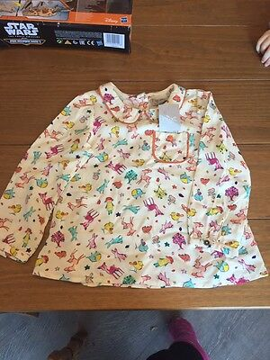 Girls Blouse Top Age 2-3