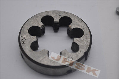 Metric Right Hand Die M48X1.5mm Dies Threading Tools 48X1.5mm pitch