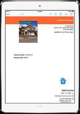 Property Inventory Software or Property Inventory App