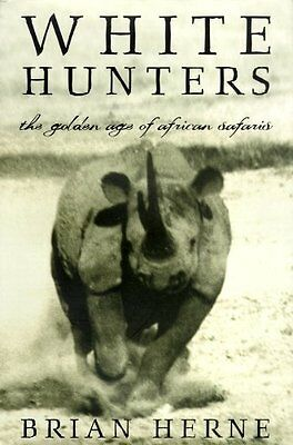 DEATH IN A LONELY LAND African Safari Hunting NEW BOOK Thanks!..