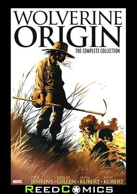 WOLVERINE ORIGIN THE COMPLETE COLLECTION HARDCOVER New Hardback