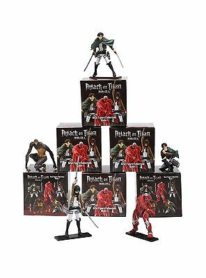 Bandai - Attack on Titan - Real Figure Collection Wave 1 (Single Blind Box)