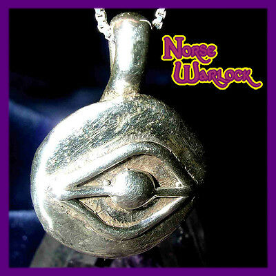 Psychic Pendant Blows Your Third Eye Wide Open! Merlin's Magick! Metaphysical