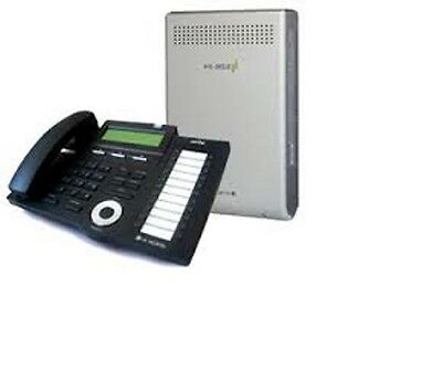 BARGAIN phone system complete with installation-LG Nortel 24ip